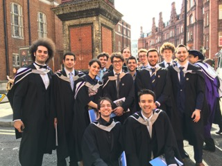 2014 Student Cohort