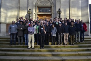 Group photo from the CPC15 workshop, by Doru Thom Popovic (CMU)