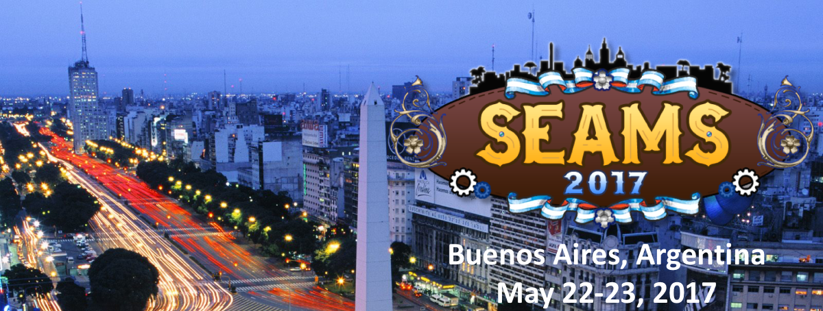 SEAMS 2017 (The 12th International Symposium on Software Engineering for Adaptive and Self-Managing Systems)