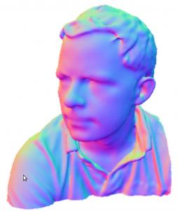 KinectFusion_taster